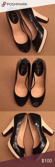 Cole HAAN Cole Haan Nike Air heels Size 8B. Only worn once. In great condition Cole Haan Shoes Heels