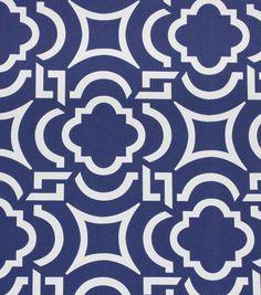 Solarium Outdoor Fabric-Carmondy Navy