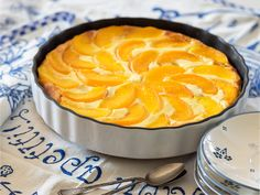 This is a protein rich creamy egg and ricotta custard posing as a dessert. It makes a wonderful breakfast lunch supper, or TV watching family 'dessert'. Sugar Free Desserts, Low Carb Desserts, Low Carb Recipes, Dessert Recipes, Protein Recipes, Diet Recipes, Recipies, Bakery Recipes, Recipes Dinner
