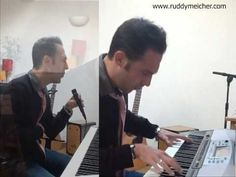 Rihanna ft. Calvin Harris We Found Love Piano Solo (Ruddy Meicher )