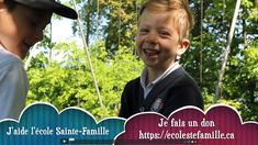 Pouvez-vous aider mon école, l'École Sainte-Famille de Lévis ? Regardez la vidéo sur SSPX.CA #EcoleStFamilleLevis #Quebec #Canada The New School, New School Year, I School, Welcome Students, Can You Help Me, Holy Family, Secondary School, Make A Donation, Spiritual Life