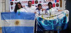 Taekwondistas de la Escuela Municipal de La Costa brillaron en un torneo en Chile - Noticias