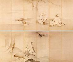 海北 友松(かいほう ゆうしょう、天文2年(1533年) - 慶長20年6月2日(1615年6月27日))は、安土桃山時代から江戸時代初期にかけての絵師。