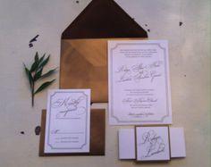 10% OFF VINTAGE GLAMOUR: Lace Wedding por peachykeenevents en Etsy