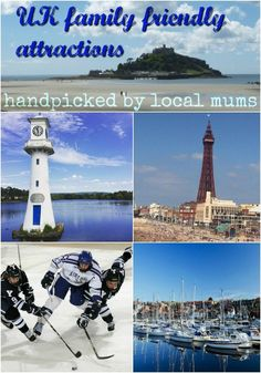 UK family friendly attractions handpicked by over 20 family travel bloggers in the know!  This guide provides recommendations for family travel from Cornwall through to Scotland.