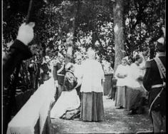 Watch the final footage of Pope Benedict XV from 1922: http://www.britishpathe.com/video/requiescat-in-pace-on-sleeve-as-requescat-in-pea-1