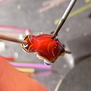 Sculptural Bead - Lampwork for making Glass Beads