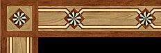 Hardwood Floor Border - AMBASSADOR
