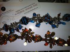 Beautiful handmade bracelets from Paula. Handmade Bracelets, Clock, Beautiful, Decor, Watch, Decoration, Clocks, Decorating, Deco