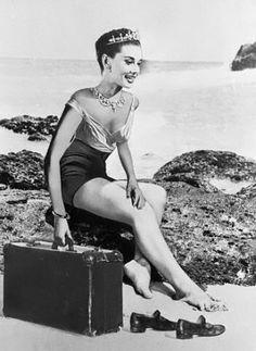 Audrey Hepburn - foto pubblicata da schpolarlicht