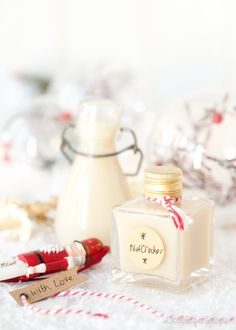 The Nutcracker Cocktail combines Amaretto & Frangelico with vodka & white chocolate liqueur. Great as a Christmas drink & a superb gift in miniature bottles