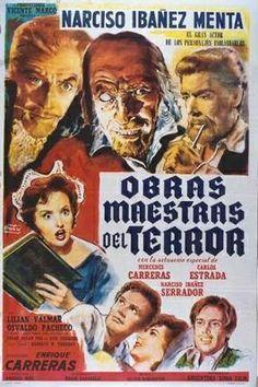 Obras maestras del terror (DVD ESP IBA), adaptació de contes d'Edgar Allan Poe