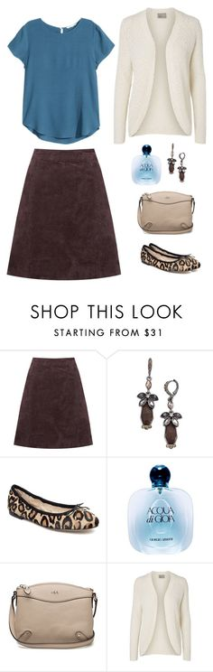 """""""Casual 23"""" by aki-g ❤ liked on Polyvore featuring Oasis, Givenchy and Giorgio Armani"""