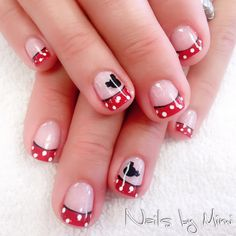 Nails Design, Nail Polish, Valentines, Nail Art, French, Halloween, French Nails, Designed Nails, Enamels