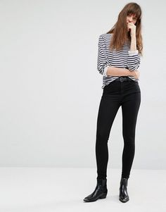 Levis | Levi's High Waist Super Skinny Jeans