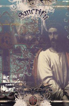 Sanctify - He Is Risen Poster