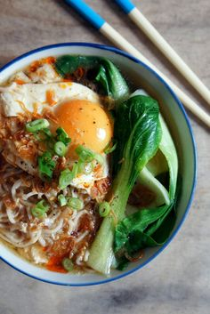 This quick and simple ramen soup recipe shows how to elevate a quick fix dinner to a thing of beauty.