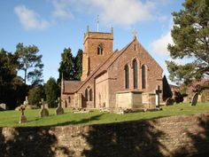 All Saints,  Shelsley Kings