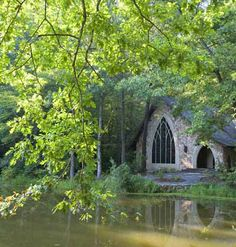 This is one of the most beautiful and peaceful chapels I have ever been in.  I sat for an hour one day after my hike through Calloway Gardens and felt so at rest.