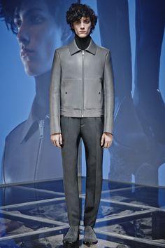 Balenciaga Men's RTW Fall 2014 - Slideshow - Runway, Fashion Week, Fashion Shows, Reviews and Fashion Images - WWD.com