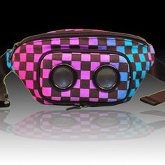 JammyPack - Fanny Pack that plays music