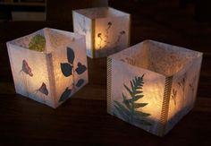Luminaria: Candle Shades on Creativebug