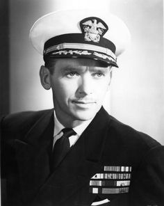 Douglas Fairbanks, Jr (1909-2000), US actor, wearing his naval uniform, circa 1945. Fairbanks, Jr was a highly decorated naval officer of World War II, receiving the Silver Star Medal, Legion of Merit, and the American Defense Service Medal. (Photo by Silver Screen Collection/Getty Images)  Date created:	 31 Dec 1944