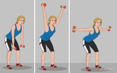 Nine Daily Exercises for Women Over 40 - My Amazing Stuff