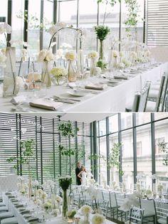 Beautiful white decor chic