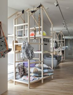 ikea style, scandinavian, interior, design, shop, display, shelving, homewares, clean, smart modern design