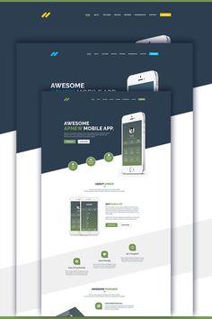 Template Web, Responsive Template, Website Template, Templates, Responsive Web, Landing Page Best Practices, Landing Page Examples, Landing Page Design, App Ui Design