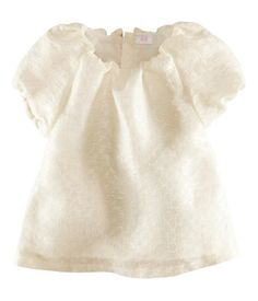 Love this baby blouse from HM baby