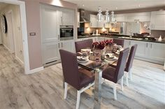 Bellway Homes, Scholars Park, Redcar by Kerry Jane Interiors