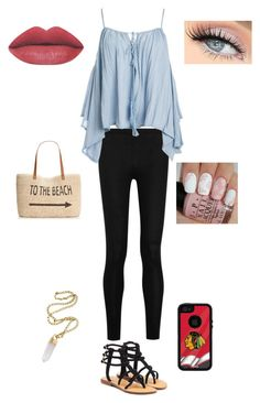 """""""Untitled #836"""" by bsalvinski6364 on Polyvore featuring beauty, Donna Karan, Sans Souci, Mystique, Style & Co. and Bulgari"""