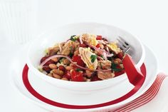 Delicious tuna salad. Good for light lunch ir entree