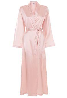62ed023dfb LA PERLA Silk Silk Satin Long Robe - Pink.  laperla  cloth  all