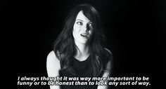 When Emma Stone wondered why the hell she was being asked about her physical appearance when she has a personality.