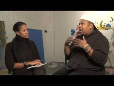 iona rozeal brown and Isolde Brielmaier in Conversation Brown Art, African American Art, Art Reference, Conversation, Portraits, Artists, Watch, Youtube, Clock