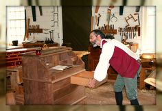 506 Best Early American Trades And Crafts Images