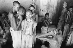 A realidade da Colônia era a de um campo de concentração, onde homens e mulheres morriam de inanição.