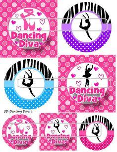 DIY Printable Dancing Diva Shrinky Dinks Digital by MaddieZee, $1.25
