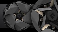 bordrin_work on Behance Automotive Rims, Automotive Design, Car Design Sketch, Car Sketch, Future Concept Cars, Rims And Tires, Car Drawings, Car Wheels, Bike Design