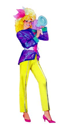 """Video from """"Jem And The Holograms"""" series."""