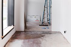 Coincidentally, one of my post popular posts on Vintage Revivals is how to paint concrete. I guess it's about time we talk about how to remove paint from concrete! Remove Paint From Concrete, Painting Concrete, Great Rooms, Home Remedies, New Homes, How To Remove, House, Basement, Porch