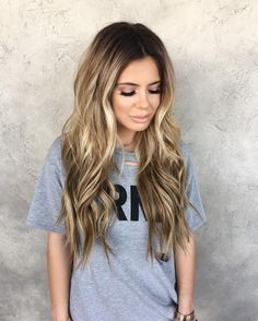 "35.2k Likes, 243 Comments - Brielle (@briellebiermann) on Instagram: ""i need @hairby_chrissy bronde back in my life asap!!"""