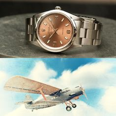 Did you know that the Rolex Air-King pays homage to the golden age of aviation and the pioneers of flight? If you have an appreciation for travel, this is the watch for you!