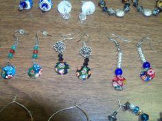 Earrings I've made