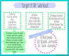 Target It All Workout
