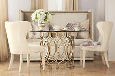 Five Tips for Decorating with Metallics | Belfort Furniture | Belfort