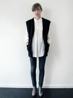 Suzanne Rae Short Vest on sale up to 70% off - Garmentory
